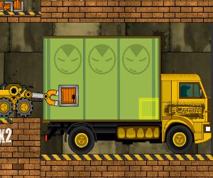 Jeux de truck loader 2 tracteur agricole - Pelleteuse simulator gratuit ...